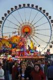 Oktoberfest in München Lizenzfreie Stockfotos