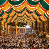 Oktoberfest, München Royalty-vrije Stock Fotografie