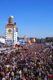 Oktoberfest Monachium zdjęcia stock