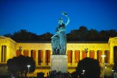 Oktoberfest a Monaco di Baviera Immagine Stock Libera da Diritti