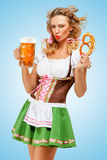 Oktoberfest mood. Stock Photography