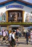 Oktoberfest in Munich Royalty Free Stock Image