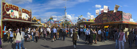 Oktoberfest in munich Royalty Free Stock Image