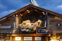 Oktoberfest beer festival in Munich, Germany Stock Photos