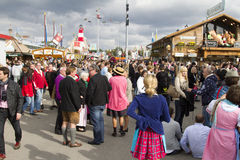 Oktoberfest in Munich Germany Stock Images