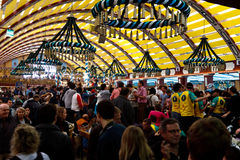 Oktoberfest in Munich Germany Stock Photos