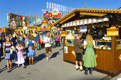 Oktoberfest in Munich Stock Photos
