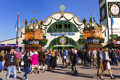 Oktoberfest in Munich Stock Photography