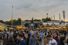 Oktoberfest in Munich, Bavaria, Germany Royalty Free Stock Photo