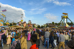 Oktoberfest in Munich, Bavaria, Germany Royalty Free Stock Photo