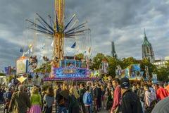 Oktoberfest 2015 in Munich, Germany Stock Images