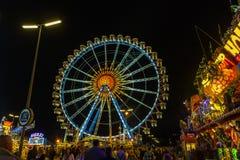 Oktoberfest 2015 in Munich, Germany Royalty Free Stock Photography
