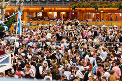 Oktoberfest 2010 in Munich Stock Photos