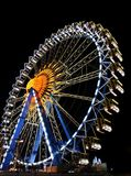 Oktoberfest at night Royalty Free Stock Images