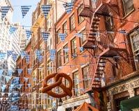 Oktoberfest NYC 2016 Fotos de archivo libres de regalías