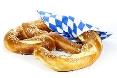 Oktoberfest pretzel Royalty Free Stock Image