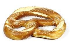 Oktoberfest pretzel Royalty Free Stock Photography