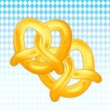 Oktoberfest pretzels Stock Photos