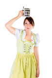 Oktoberfest prosit Royalty Free Stock Photos
