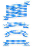 Oktoberfest ribbons Royalty Free Stock Photos