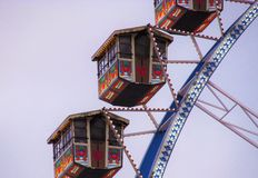 Oktoberfest in the Sky Royalty Free Stock Photography