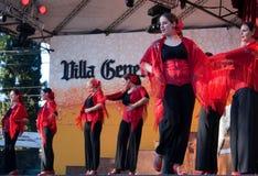 Oktoberfest Viila Algemene Belgrano Stock Foto's