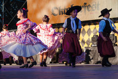 Oktoberfest Villa General Belgrano 2016 Royalty Free Stock Photo