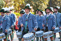 Oktoberfest w Monachium Fotografia Royalty Free