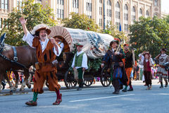 Oktoberfest w Monachium Zdjęcia Stock