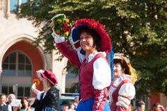 Oktoberfest w Monachium Zdjęcie Stock