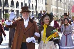 Oktoberfest w Munich Fotografia Stock