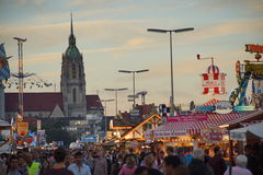 Oktoberfest/Wiesn Photos libres de droits