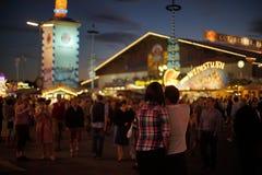 Oktoberfest/Wiesn Imagem de Stock Royalty Free