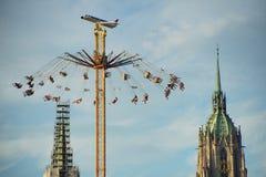 Oktoberfest/ Wiesn Stock Images