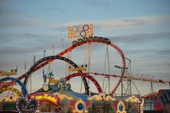 Oktoberfest/ Wiesn Royalty Free Stock Photo