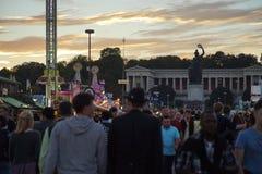 Oktoberfest/ Wiesn Royalty Free Stock Images