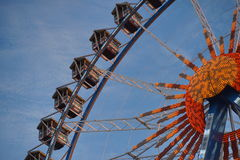 Oktoberfest/Wiesn, Riesenrad Images stock