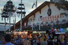 Oktoberfest/Wiesn, Schottenhammel Imagens de Stock Royalty Free