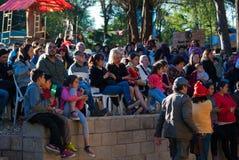 Oktoberfest willi generał Belgrano 2016 Zdjęcie Royalty Free