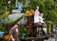 Oktoberfest Wrzesień 21, 2013 w Monachium Obraz Stock