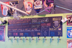 Oktoberfestvilla Algemene Belgrano 2016 Stock Foto's