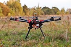 Oktokopter, copter, drone Stock Photo