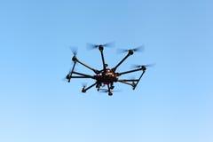 Oktokopter, copter, drone Stock Image