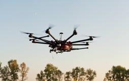 Oktokopter, copter, drone Royalty Free Stock Photo