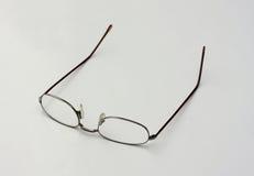 okularów czytać Obraz Stock