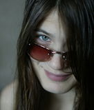 okulary 3 słońce Zdjęcia Stock