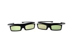 okulary 3 d Zdjęcie Stock