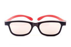 okulary 3 d film Zdjęcie Royalty Free