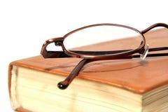 okulary książkowi małe Fotografia Royalty Free