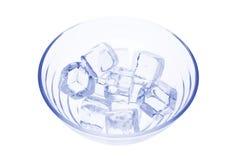 okulary misek kostek lodu Obraz Royalty Free